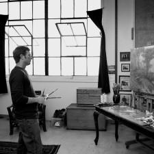 Jesse Powell, Carmel Based California Impressionist Artist