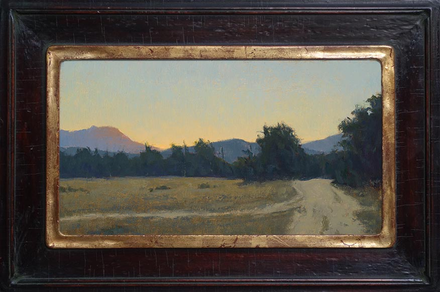MosesSplendid Beginnings 7.5x13.75 Framed 72